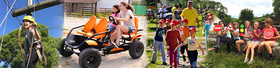 Tabara de vara in engleza pentru copii